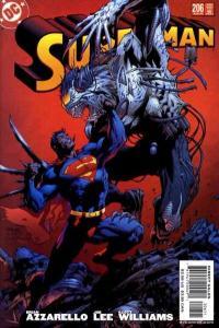 Superman (1987 series) #206, NM (Stock photo)