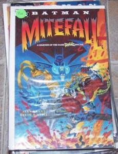 Batman: Mitefall -GRAPHIC NOVEL #1 ] (1995, DC) DARK MITE SPECIAL