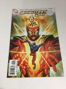 Brightest Day 2 Variant Nm Near Mint DC Comics