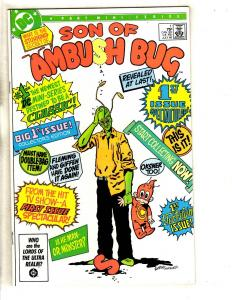 Son Of Ambush Bug Complete DC Comics LTD Series # 1 2 3 4 5 6 Giffen RJ3