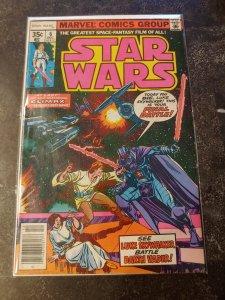 STAR WARS #6 LUKE SKYWALKER VS. DARTH VADER
