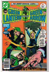 GREEN LANTERN #94, VF/NM, Mike Grell, Black Canary, Green Arrow, more in store