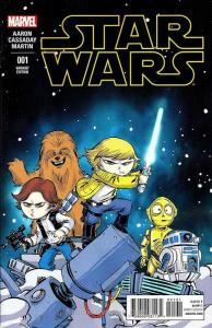Star Wars (2nd Series) #1A (2nd) VF/NM; Marvel   save on shipping - details insi