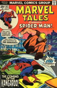 Marvel Tales (2nd Series) #62 FN; Marvel | save on shipping - details inside