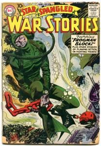 Star Spangled War Stories #65 1958-DC WAR COMIC-SILVER AGE- G
