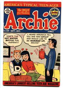 ARCHIE #64 comic book 1953-JUGHEAD-BETTY-VERONICA-vf-