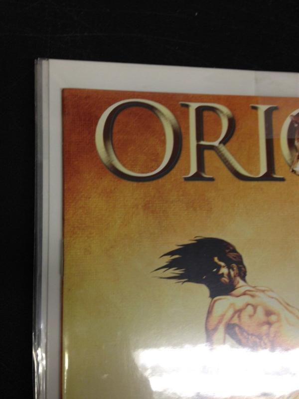 Origin 1-6 set Near Mint avg. grade (Marvel comic)