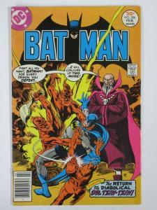 BATMAN 284 VG  February 1977 COMICS BOOK