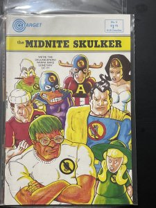 Midnite Skulker #5 (1987)