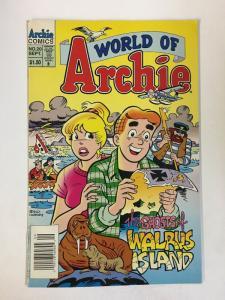 WORLD OF ARCHIE (1992)20 VF-NM Sep 1996 COMICS BOOK