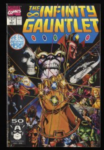 Infinity Gauntlet #1 VF 8.0