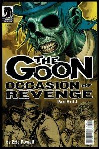 The Goon Occasion of Revenge #2 (Aug 2014, Dark Horse) 9.4 NM