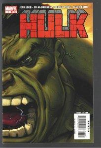 HULK 4,5 NM (2008) RED VS GREEN HULK;THOR vs RED HULK