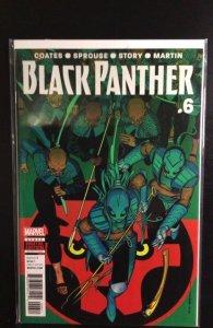 Black Panther #6 (2016)