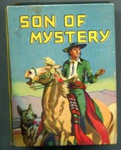Son of Mystery Big Little Book #1152 Saalfield 1939