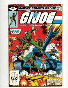 GI Joe # 1 NM- Marvel Comic Book Snake Eyes Destro Duke Storm Shadow DS4