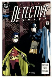 Detective Comics #647 1992-First appearance of SPOILER - DC