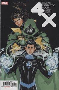 X-Men + Fantastic Four #4