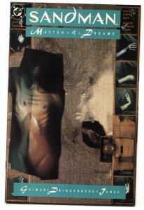 SANDMAN #7 comic book 1989-NEIL GAINMAN-DC-VERTIGO-NM-