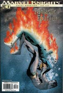 Fantastic Four: 1 2 3 4 #3, NM (Stock photo)