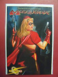 MASQUERADE #3A  VARIANT COVER (VF/NM 9.0 OR BETTER) IDW