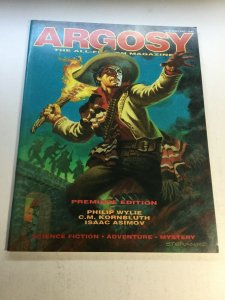 Argosy Volume 3 Issue 1 Nm Near Mint Magazine