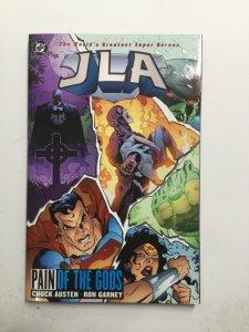 JLA Pain Of The Gods Tpb Softcover Sc Near Mint Nm Dc Comics