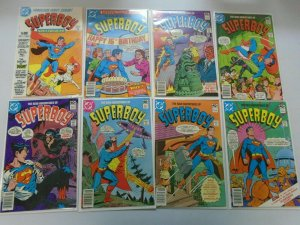 New Adventures of Superboy lot 45 different from #1-54+ Special 8.0 VF (1980-84)