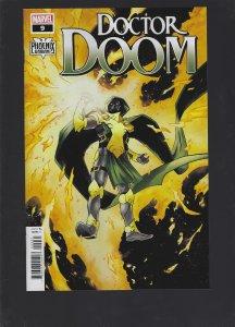 Doctor Doom #9 Variant