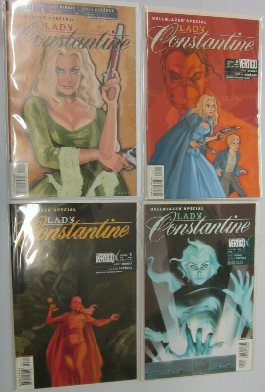 Lady Constantine set:#1-4 6.0 FN (2003)