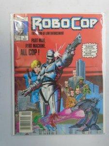 Robocop #1 Annual 4.0 VG (1987 Marvel)