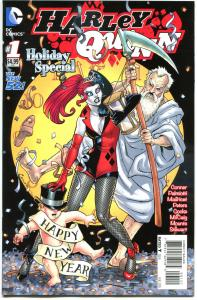HARLEY QUINN HOLIDAY Special #1, NM, Amanda Conner, Christmas,more HQ in store,A