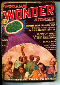 Thrilling Wonder Stories-Pulps-2/1937-John Scott Campbell-Jack Williamson