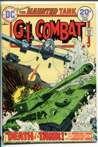 G.I. COMBAT #169 1974-DC-THE HAUNTED TANK-WAR STORIES- nm-