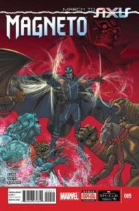 Magneto (2014 series) #9, NM (Stock photo)