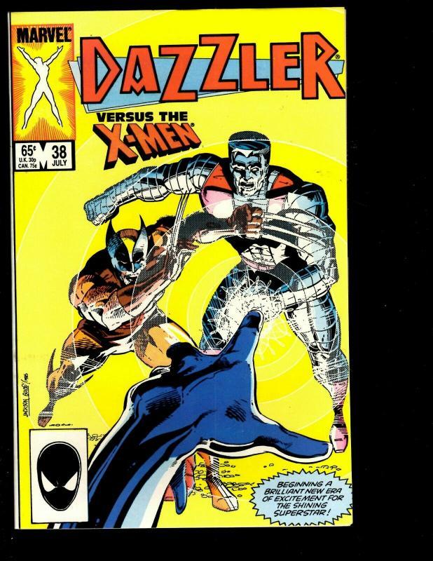 Lot of 10 Marvel Comic Books Dazzler 12 17 3840 41 Deathlok 1 2 3 4 1 JF10