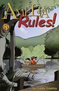 Amelia Rules #5 VF/NM; Renaissance | save on shipping - details inside