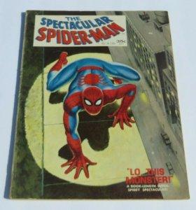 The Spectacular Spider-Man #1 VG/FN 1968 Marvel Magazine John Romita Origin