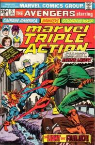 Marvel Triple Action (1972 series) #27, VF (Stock photo)