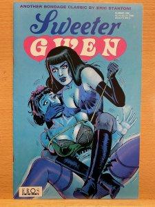 Sweeter Gwen #1 (1992) Eros Comix. NICE