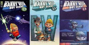 ADVENTURES OF BARRY WEEN BOY GENIUS 2.0 (2000 ONI) 1-3
