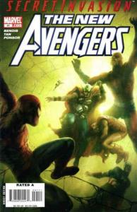 New Avengers (2005 series) #41, NM- (Stock photo)