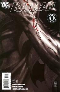 Batman (1940 series) #651, NM- (Stock photo)