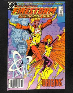 Firestorm the Nuclear Man #22 FN/VF 7.0
