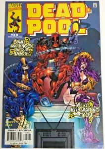 DEADPOOL#39 VF/NM 2000 MARVEL COMICS