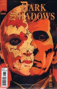 Dark Shadows #8 VF; Dynamite | save on shipping - details inside