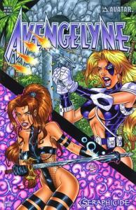 Avengelyne: Seraphicide #1/2 (½ half) VF/NM; Avatar | save on shipping - details