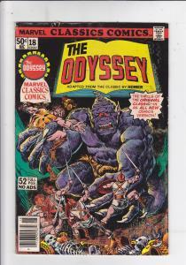 Marvel Classics Comics #18