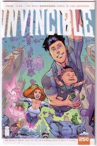 Invincible   #118 NM