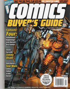 Comics Buyer's Guide #1640 FN; F&W | save on shipping - details inside